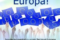 Ziua Europei sărbătorită la Biblioteca Județeană Panait Istrati Brăila cu o expoziție documentară intitulată La mulți ani,Europa!