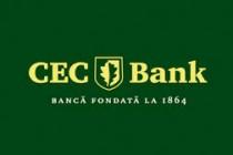 Comision de administrare zero si dobanda fixa de pana la 4% pe an pentru depozitele la termen, in lei, de la CEC Bank