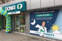 13 Farmacii DONA vor fi deschise non-stop de sărbători