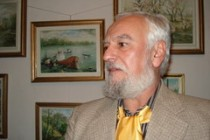 Dumitru Stefanescu - STEF expune la Salonul de Arta Naiva