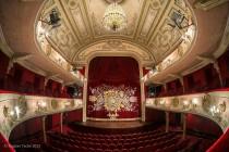 In cadrul editiei jubiliare a Festivlului Zile si Nopti de Teatru la Braila, Perla coroanei culturale a orașului de la Dunăre a fost inaugurată