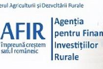 Adjudecarea on-line a contractelor de achiziții pentru proiectele de investiții finanțate prin PNDR