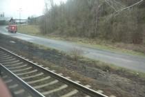 Oprirea la trecerea cu calea ferată a colectat 57 de amenzi