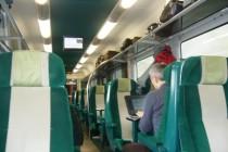 Trafic feroviar în condiții normale de iarnă pe toate magistrale feroviare