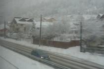 Atenționare de călătorie în Ungaria – cod portocaliu de ploaie îngheţată, cod galben ceață și ninsori