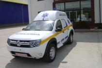 Accident rutier în municipiu pe Şoseaua Buzăului. Două persoane vătămate