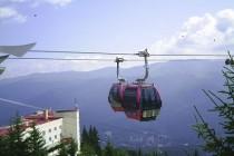 Gondola Sinaia lansează tronsonul 1400-2000