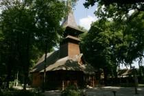 Hramul Manastirii Sf.Pantelimon din Lacu Sarat