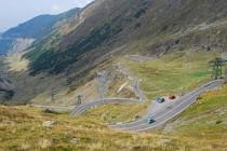 Trafic rutier închis intermitent pe Transfăgărăşan între Bâlea Lac şi Bâlea Cascadă