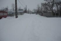 Recomandări pentru circulația în siguranță, pe timp de iarnă