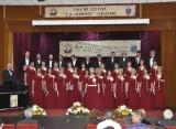 Corul mixt Trison din cadrul Şcolii Populare de Arte Vespasian Lungu Brăila a primit diploma de participare şi placheta FESTIVALULUI INTERNAŢIONAL I.D. CHIRESCU