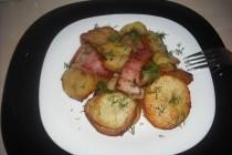 Cartofi cu kaizer la Dry Cooker