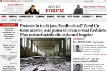 A aparut Sud Est Forum