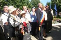 9 mai - Ceremonial militar-religios in Cimitirul Eroilor Braila