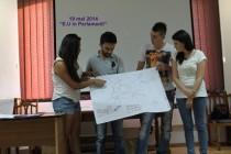 E.U in Parlament! - training cu participare internațională la Brăila