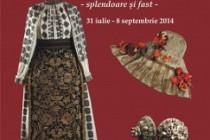 Expozitie de costume tradiţionale din Banatul de Câmpie la Muzeul National al Satului