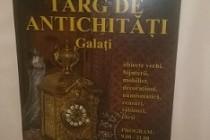 "Târg de antichitati la Galeria ""Arcade"" Galati"
