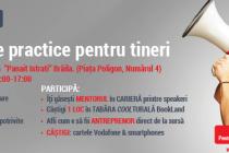 Conferințele practice BookLand Evolution la Biblioteca Judeteana Panait Istrati
