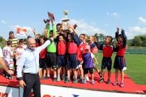 Cupa E.ON Kinder 2014 - câstigatorii seriei întâi