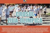 "Crosul ""Ziua olimpica"", Braila, 13 iunie 2015"