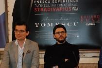 Turneul Internaţional Stradivarius - Enescu Experience