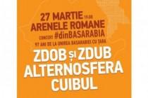 97 de ani de la Unirea Basarabiei cu Ţara - evenimente culturale organizate de ICR în România si Republica Moldova