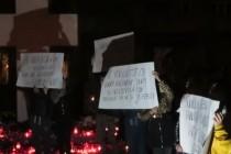 Miting de solidaritate la Brăila