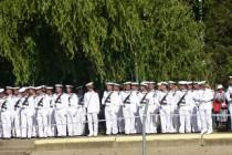 Ziua marinei la Brăila: Ceremonial militar, parada navelor militare și civile, jocuri marinărești
