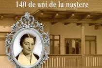 140 de ani de la nașterea Hortensiei Papadat-Bengescu