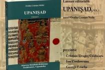 Lansarea primului volum din lucrarea UPANIŞAD, autor Ovidiu Cristian Nedu