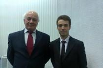 Fostul viceprimar al oraşului Ianca a fost ales preşedinte al CJ Brăila