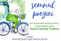 Sub semnul poeziei - Ioana Codruta Tudoriu prezentata locului unde a copilarit