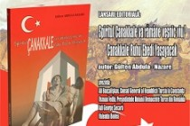 Lansare editorială la Galați: Spiritul Çanakkale va rămâne veșnic viu/ Çanakkale ruhu ebedi yasayacak