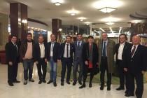 """Forum economic """"Redăm încrederea investitorilor români și italieni în economia românească"""", Braşov"""