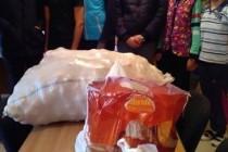 """Elevii de la Liceul """"Panait Cerna"""" Brăila au donat fructe și legume asistaților din cadrul Fundației Lumina"""