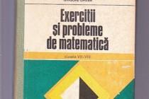 Grigore Gheba - Figură legendară a matematicii universale