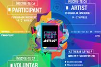 ABSTRACT Timișoara. StudentFesta ajuns să fie o senzație de libertate