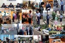 """Campania media informativ-preventivă """"100 de zile de mesaje preventive"""", la final"""