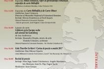 Evenimente culturale organizate de MNLR cu ocazia Zilei Culturii Naționale