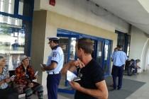 Siguranţa în vacanţă a copiilor, activități desfășurate de poliţiştii brăileni în stația C.F.R. și în cartierele Chercea și Lacu Dulce