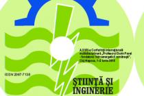 """Conferinţa internațională multidisciplinară """"Profesorul Dorin PAVEL – fondatorul hidroenergeticii româneşti"""", ediția a XVIII-a, Cluj Napoca, 2018"""