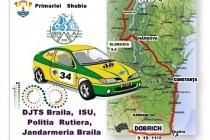 Raliul Prieteniei Brăila-Dobrich ediția nr 34 din 2018