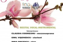 Serenada Primaverii la Filarmonica