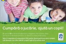 Lidl lansează o nouă campanie derulată în parteneriat cu UNICEF în România