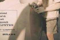 """Festivitatea de închidere a Simpozionului Naţional de Sculptură Monumentală """"Nicăpetre"""" - Ediţia a III-a, Brăila 2018"""