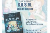 Elisabeta Furtună  lanseaza volumul B.A.S.M. Vară la Bușteni