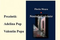 Florin Meșca lansează cartea Nostalgii viciate, 10 decembrie 2019, la Muzeul Brăilei