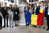 Două medalii de aur și patru medalii de argint: palmaresul elevilor români la Olimpiada Internaţională de Ştiinţe pentru Juniori/2019