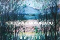 Vernisajul expoziției ADIERI – PASTEL de GHEORGHE MOSORESCU.