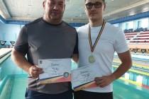 Polițiștii Belciugan Angelo și Costea Jan au obținut rezultate bune la Campionatului de Înot al Ministerului Afacerilor Interne